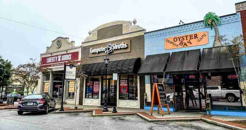 Sell Commercial Building Lawrenceville GA